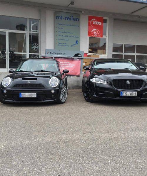 Mini-und-Jaguar-schwarz-z